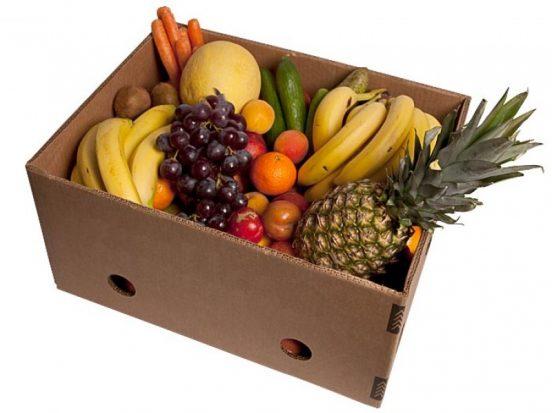 Frisk og lækker frugt til alle